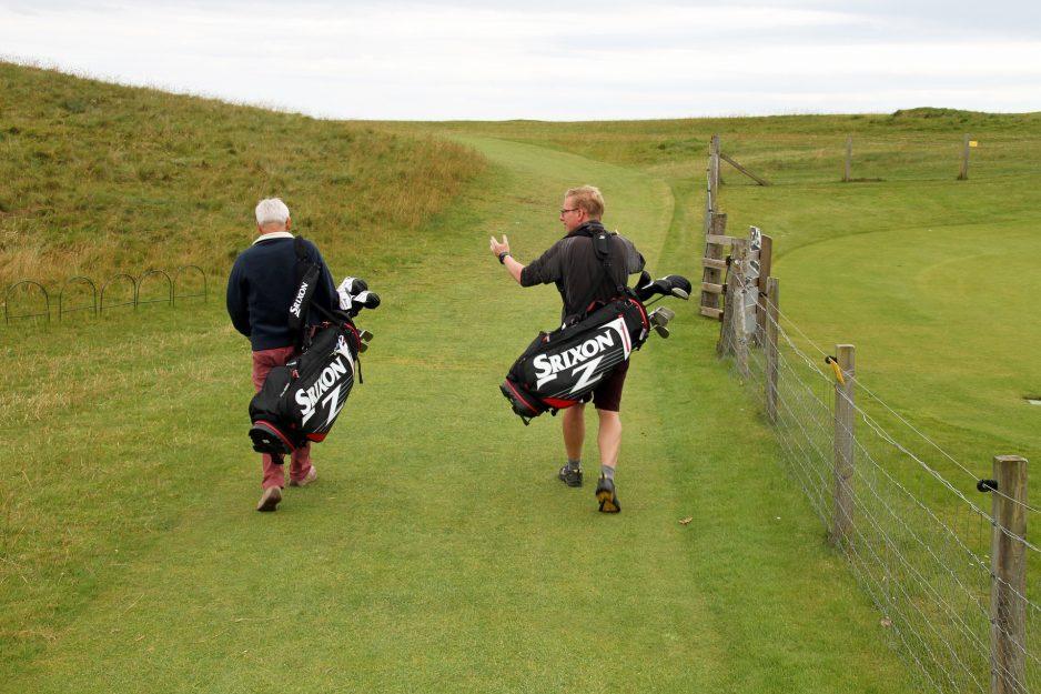 golfeurs celibataires
