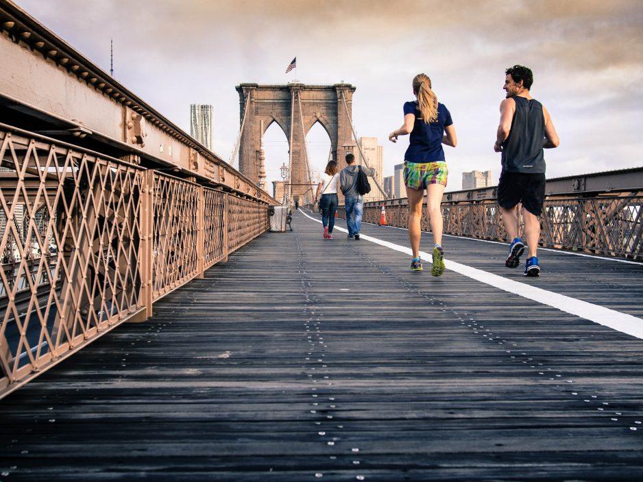 couple course à pied